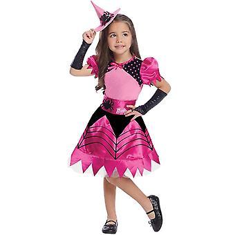 Детский костюм ведьмы Барби