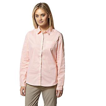 Craghoppers Womens Nosi Life Verona Long Sleeve Shirt