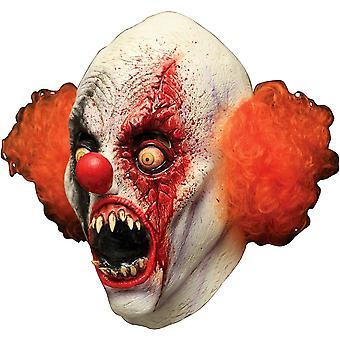 Skumle klovn Latex maske For Halloween