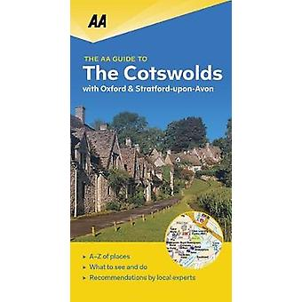 The Cotswolds with Oxford and Stratford-Upon-Avon - 9780749579418 Book