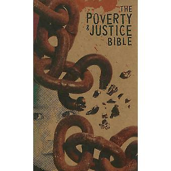 Poverty and Justice Bible by American Bible Society - 9781585169733 B