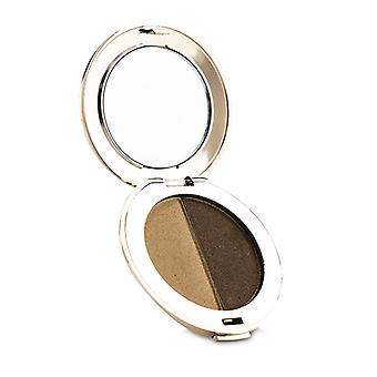 Jane Iredale Purepressed Duo Eye Shadow - Sunlit/jewel - 2.8g/0.1oz
