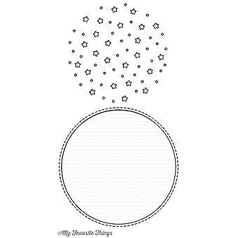 My Favorite Things Die-Namics Starry Circle (MFT-1011)