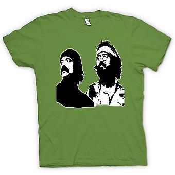 Kvinner t-skjorte-Cheech- og Chong
