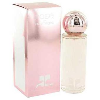 Rose De Courreges By Courreges Eau De Parfum Spray (new Packaging) 3 Oz (women) V728-513028