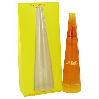 Issey miyake summer fragrance eau de toilette spray alcohol free 2007 by issey miyake 402729 100 ml