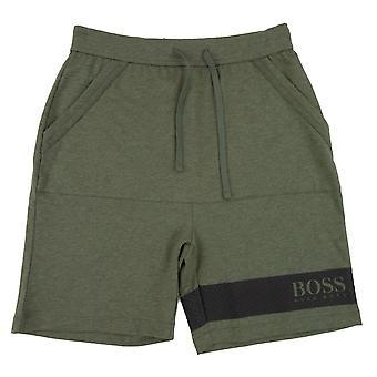 Hugo Boss Zeitgenössische Shorts Grün