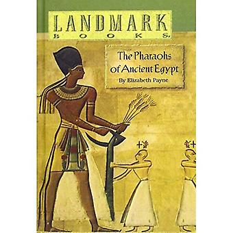 Les pharaons de l'Egypte ancienne (livres de point de repère)