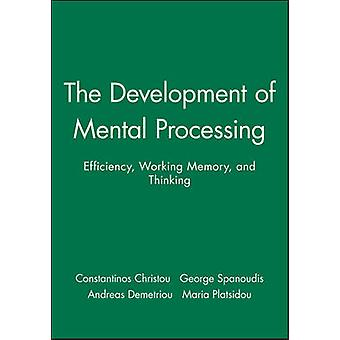 Development of Mental Processing by Demetriou