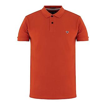 Weekend Offender Trujilo Polo - Pumpkin