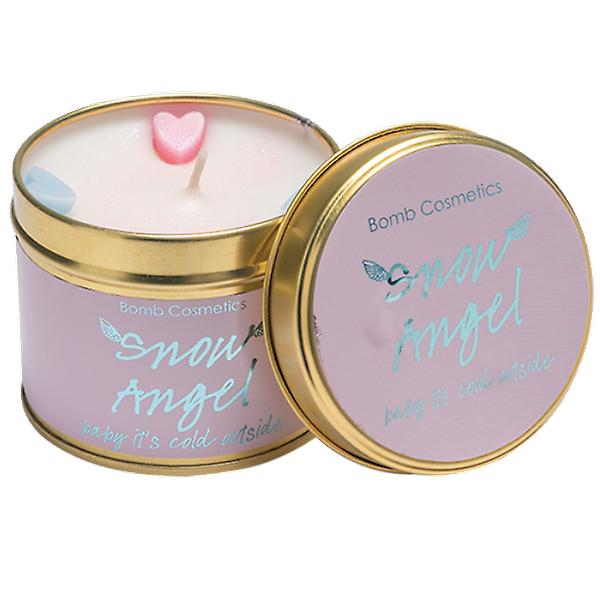 Snow Angel Candle in a Tin