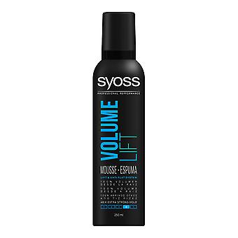 Syoss Volume Lift Mousse Anti-flat System 250 Ml For Women