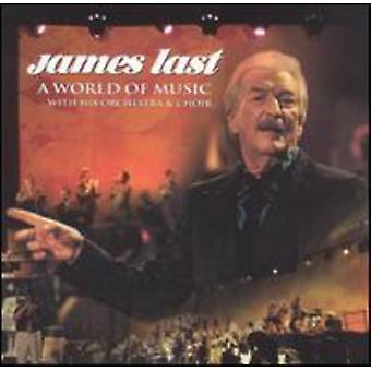 James Last - World of Music [CD] USA import