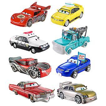 Mattel Disney Cars Tokyo Mater Metalen Auto 1:64 Assorti