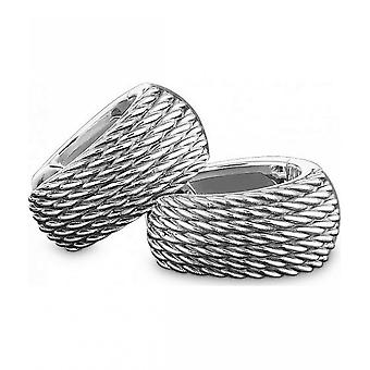 QUINN - Hoop earrings (pair) - Ladies - Silver 925 - 362390