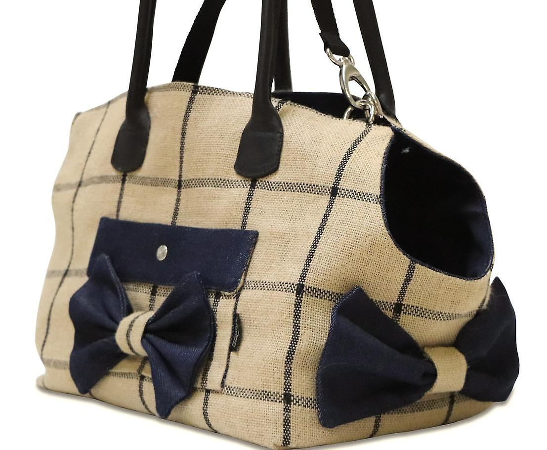 Judy Jute Dog Carrier