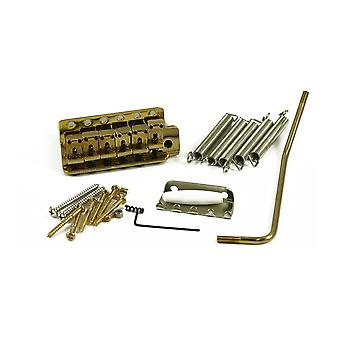 Fender Vintage Tremolo System For Stratocaster, Gold Finish