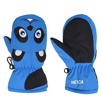No Fear Kids Childrens Animal Lightweight Warm Winter Sports Ski Gloves Mittens