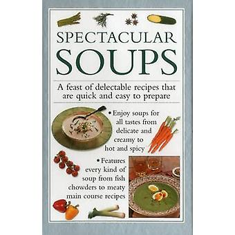 Spectacular Soups by Valerie Ferguson - 9780754830627 Book
