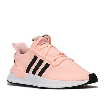 Dame Adidas Originals U_Path køre undervisere i klar orange/Core Black