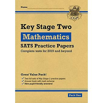 New KS2 Maths SATS Practice Papers Pack 2 for the 2019 tes