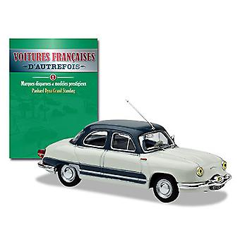 Panhard Dyna Grand Standing (1958) Diecast Model Car