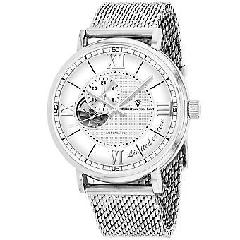 Christian Van Sant Men's Somptueuse Limited Edition Blue Dial Watch - CV1141
