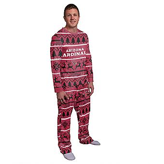 NFL Winter XMAS Pajamas Pajama Pajama - Arizona Cardinals