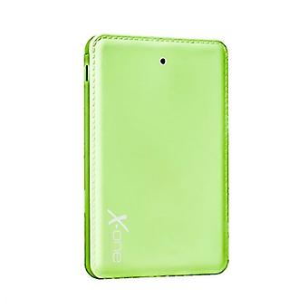 Power Bank Ref. 100755 3000 mAh 3-in-1 groen