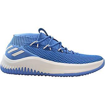 White|Blue Basketball – Adidas Crazy Explosive Primeknit Basketball Shoe Mens WhiteBlue