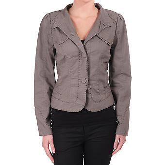 Essentiels Short Jacket With Large Buttons
