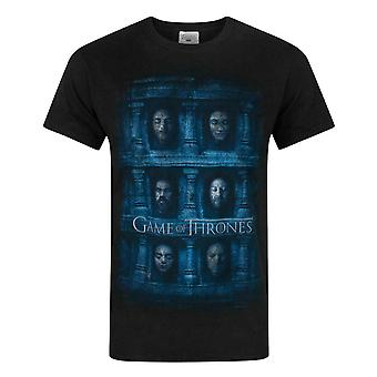 Game of Thrones Hall of Faces Män & apos, s T-shirt