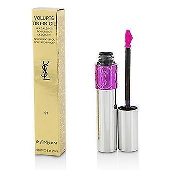 Yves Saint Laurent Volupte Tint In Oil - #21 Break My Fuchsia  6ml/0.2oz