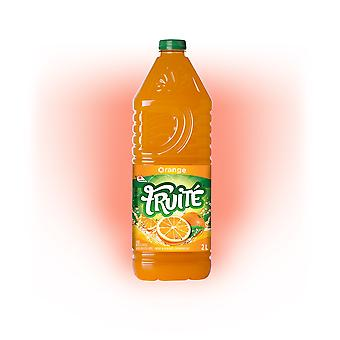Fruite Orange-( 2 Lt X 1 Flaschen )
