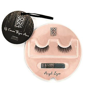 SOSUbySJ False Lashes Angel Eyes