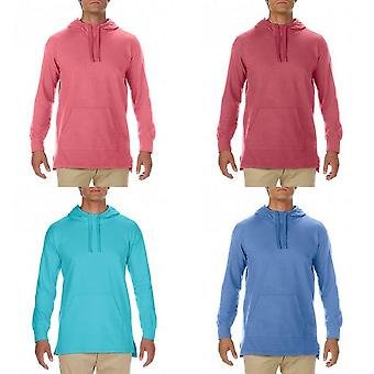 Comfort Colors Mens French Terry Scuba Hoodie