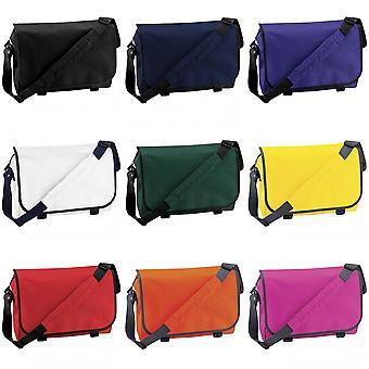 Bagbase Adjustable Messenger Bag (11 Litres)