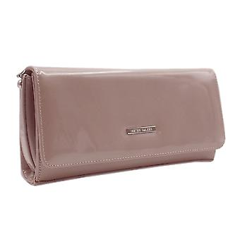 Peter Kaiser Lanelle Clutch Bag In Mauve Mura