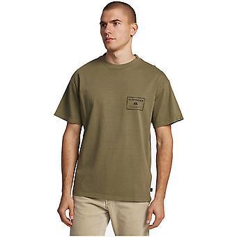 Quiksilver X Comp Lyhythihainen T-paita Kalamata