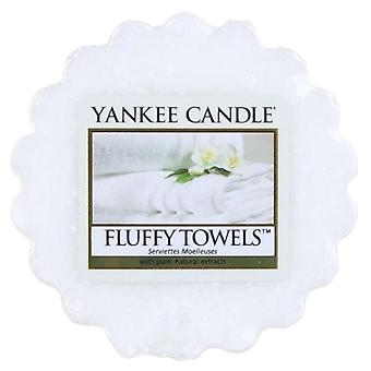 Yankee Candle Wax Tart Melt Fluffy Towels