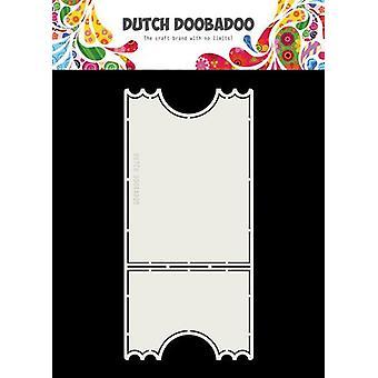 Dutch Doobadoo Card art Ticketstub A5 470.713.732