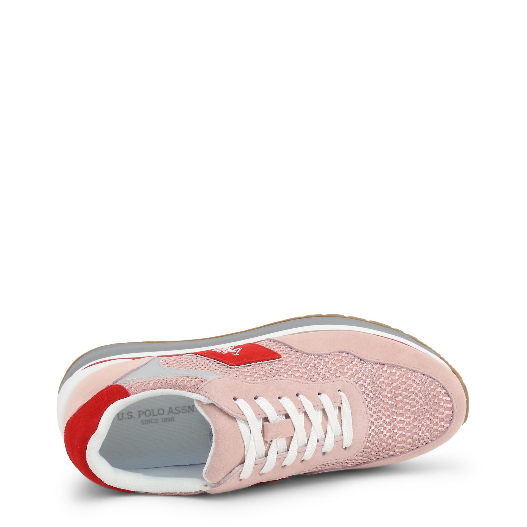 U.S. Polo Assn. Donne Originali Primavera/Estate Sneakers Colore Rosa - 73169