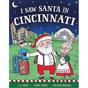 I Saw Santa in Cincinnati (I Saw Santa)