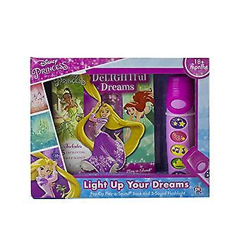 Disney Princess - Delightful Dreams - Little Flashlight Adventure Box S