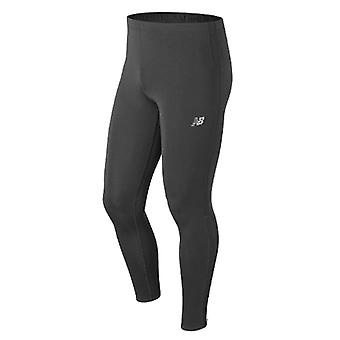 Sports Leggings for Men New Balance Accelerate Black/M