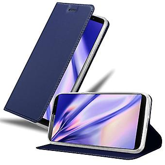 Cadorabo fall för Cubot Power fall täcka - mobiltelefon fall med magnetiskt lås, stå funktion och kortfack - Case Cover Protective Case Book Folding Style
