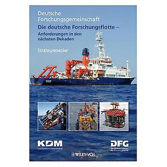 Die Deutsche Forschungsflotte by Deutsche Forsch & Forsch