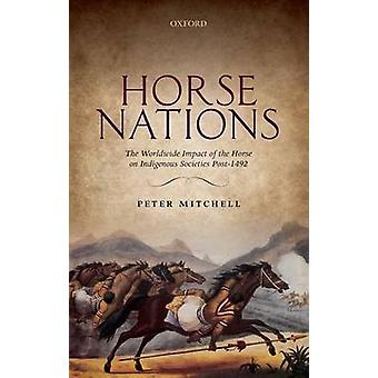 Cheval des Nations par Peter Mitchell