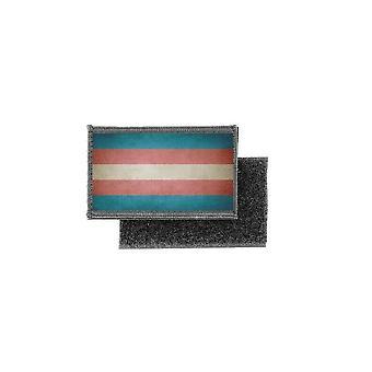 Patch ecusson prints vintage badge transgender transgender flag lgbt