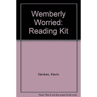 Wemberly Worried with CD by Kevin Henkes - Kevin Henkes - Laura Hamil
